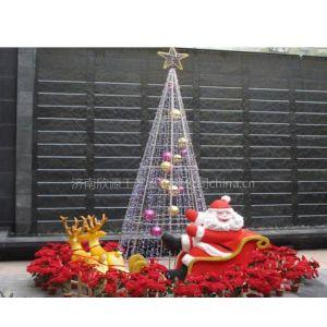 供应圣诞树装饰-圣诞树-圣诞树布置-济南欣源工艺