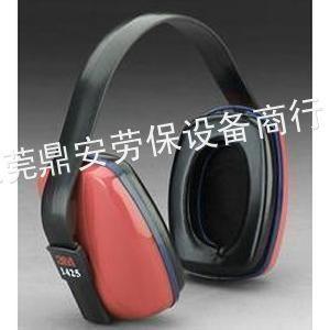 供应东莞3M防护耳罩深圳3M1425防噪音耳罩低价