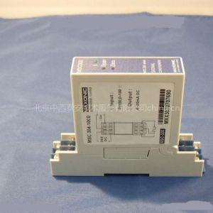 供应热电阻温度变送器 型号:KM33-MSC304-10C0 库号:M360073