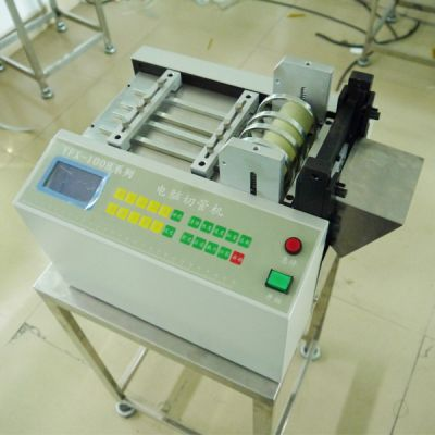 江苏PE管裁切机 PVC电池套管分管机 深圳增强软管切管机 热缩套管剪管机 硅胶管裁管机