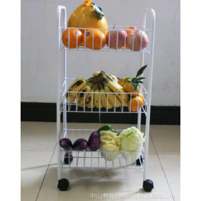 厨房用品置物架浴室收纳整理架 蔬菜架层架