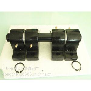 供应优质汽车压缩机配件出口宝马专用电镀铸铁轴承座