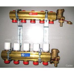 供应批发意大利嘉克米尼分水器 地暖分水器 地暖管 温控面板