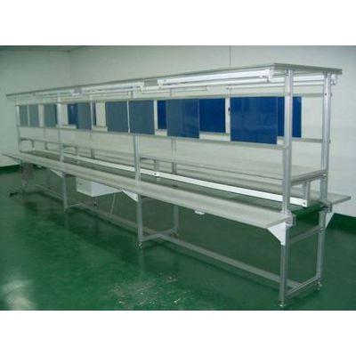 厂家长期定做各种电子生产线电子,双拉流水线,JXC-X070组装线