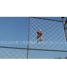 供应沧州勇士拓展器械供应勇攀绳网阵