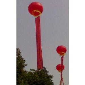 武汉空飘气球出租/武汉气球拱门出租/武汉升空气球出