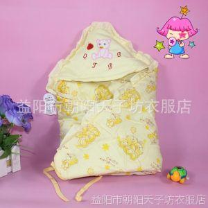 供应秒杀 婴儿抱被 包被 新生儿宝宝抱毯 盖毯 小被子 婴儿用品 6808