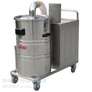 供应无锡工厂380V工业吸尘器 WX-80/30威德尔工业吸尘器 常州配套打磨用工业吸尘机