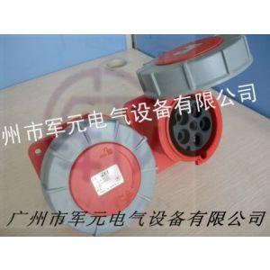 供应PCE  CEE/IEC国际标准机柜工业防水插头插座
