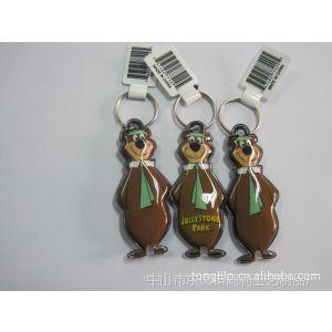 厂家长期供应PVC日本卡通公仔发光钥匙扣 小礼品的