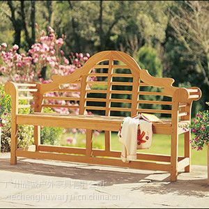 供应实木公园椅/休闲长椅/花园公园休闲椅/别墅休闲椅钢木结构公园椅休闲家具/户外家具