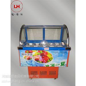 供应郑州冰粥机 冰粥冷藏展示柜 冰粥机 免费技术培训 长期供应原料