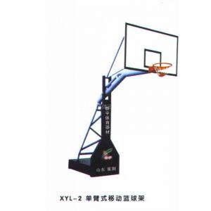 供应提供青岛篮球架
