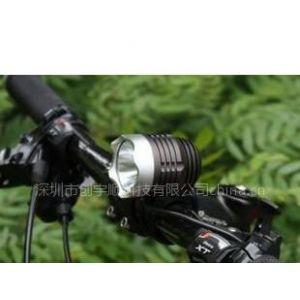 供应高端山地车LED单车灯,自行车灯