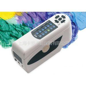 供应塑胶涂料油漆油墨专用色差仪NH300