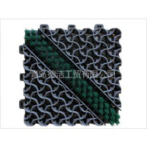 供应三合一地垫厂家 强力除尘垫 塑料地垫 拼接地垫