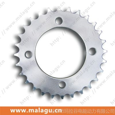 供应 改装电动三轮车链轮/牙盘 420-28齿(黑色) -64779