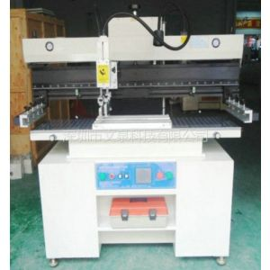 供应LED专用1.2米大尺寸PCB全自动锡膏印刷机