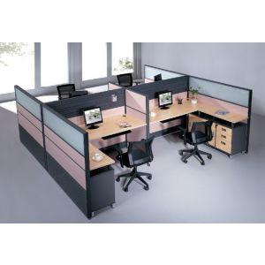 供应屏风办公桌 电脑办公桌定做