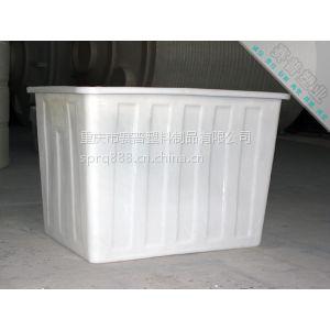 【厂家直供】塑料周转箱 重庆周转箱厂家-质保5年