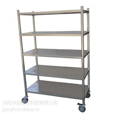 供应医用不锈钢平板货架不锈钢开架