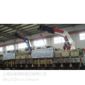 上海嘉定区 外冈镇 工厂设备搬迁