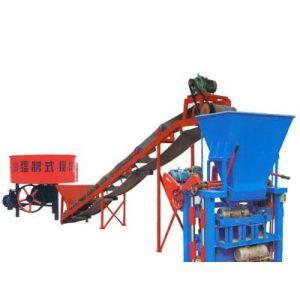 黑龙江空心砌块砖机 空心切块砖机价格 小型砌块生产