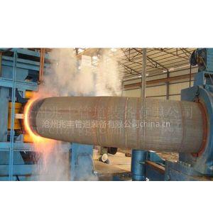 沧州兆丰管道装备有限公司订做生产各种角度弯管16mn弯管