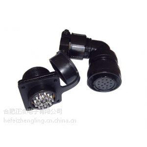 供应YD28-4芯伺服电机电连接、伺服防水电连接器
