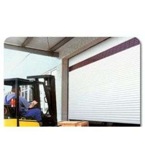 供应工业卷帘门 GT-GYJLM 极高的满足高性能物流及洁净场所