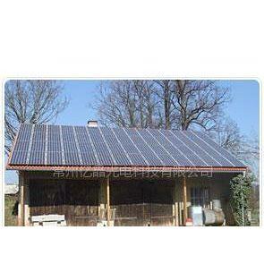 利用太阳能电池将太阳能转换成为直流电能