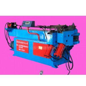 供应管端成型设备-液压冲弧切口机