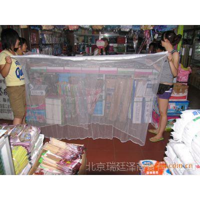 大量供应标准带拉链单人蚊帐1米*2米  BL3*6