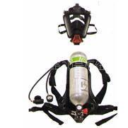供应6.8L消防式正压空气呼吸器