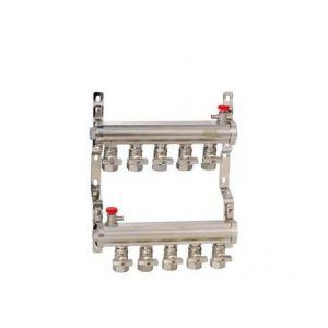 供应分水器地暖地热分集水器价格