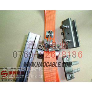 供应C40滑轮,大滑轮,C型轨电缆小车