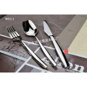 供应[银TAT EASY 不锈钢餐具刀叉勺 S360 S361沙律更 沙拉夹 西餐用具