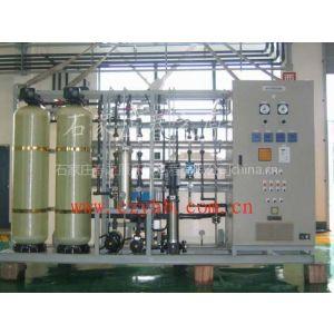 供应石家庄纯净水设备价格/反渗透纯水设备厂家/批发河北反渗透纯水设备
