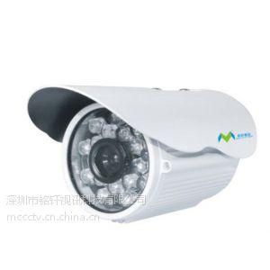 供应铭轩视讯 MX-661 监控摄像机 超低照度网络摄像机