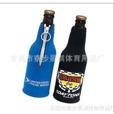 厂家直销啤酒瓶套。低价促销批发啤酒瓶套