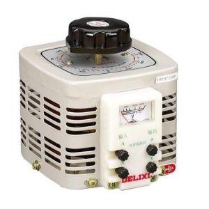 德力西单相接触式调压器 TDGC2-10KVA