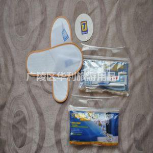 供应七/7天酒店一次性用品 生活配置包七天连锁客房牙刷牙膏拖鞋用品
