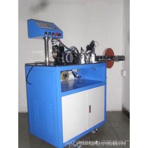 供应专业铜箔自动切断点焊背胶机