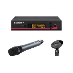 供应SennheiserEw135 专业 舞台 音响 无线手持麦克风 Ew135