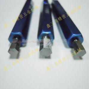 厂家定做非标六角量规高速钢材料XSJ高精度六角头量规 检测内六角孔通止规