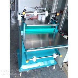 亚克力板铁板PVCPET胶片专用贴膜机