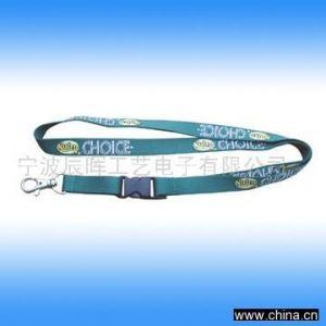 供应丝网印刷带,手机吊带,工作证(C-012)