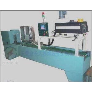 供应保鲜膜盒高速锯条贴合机 CJ-TH60型