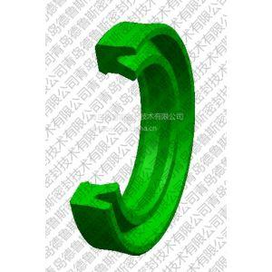 供应进口多级缸用Y型圈/工程车Y型圈/进口聚氨酯,橡胶Y型圈/液压缸密封件