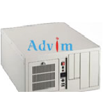 ADLINK/凌华 RK-608B/608MB 壁挂式工业机箱,可安装10槽背板凌华工控机